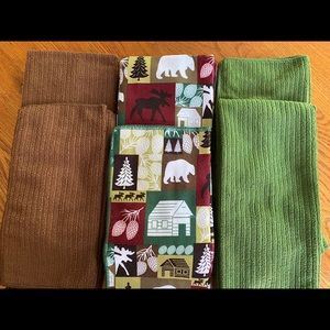 🆕 Woodland Creek 20 Piece Kitchen Towel Set